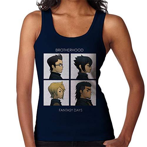 Final Fantasy Brotherhood Days Women's Vest