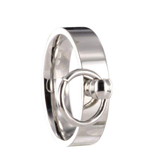 Edelstahl Ring der O Master Sub Slave Sklave S&M BDSM X10126 Gr 66