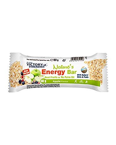 Victory Endurance Nature?s Energy Bar Manzana - 60 gr