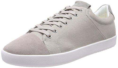 Vagabond Men's Vince Sneaker, Grey Ash Grey, 6.5 UK