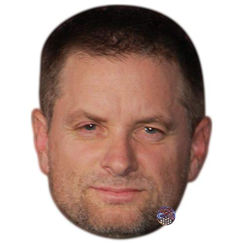Celebrity Cutouts Shea Whigham Big Head.
