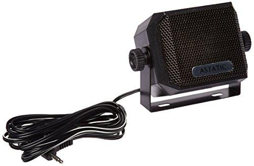 Astatic 302-VS4 5W/8Ω Noise Cancelling External Cb Speaker