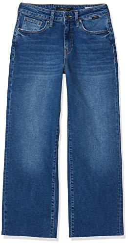 Mavi Damen ROMEE Bootcut Jeans, Blau (Dark Random 90's 30433), W27/L27 (Herstellergröße: 27/27)