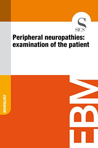 Couverture du livre Peripheral Neuropathies: Examination of the Patient (English Edition)