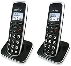 $70 » Clarity BT914HS Severe Hearing Loss Cordless Handset (2-Pack) - Extra handset for Clarity BT914