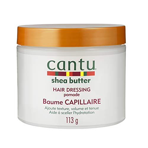 Cantu Shea Butter Hair Dressing Pomade, 4 Ounce