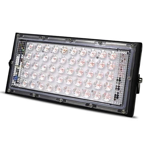 50W 220V LED plantengroei licht het hele spectrum groente bloemen zaden felle licht IP65