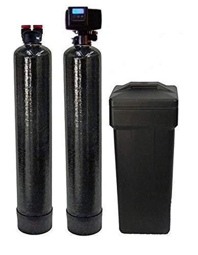 Product Image of the ABCwaters built Fleck 5600sxt Water Softener and Upflow Carbon Filtration - 48000 Capacity