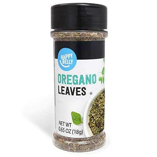 Amazon Brand - Happy Belly Mediterranean Oregano, 0.65 Ounce