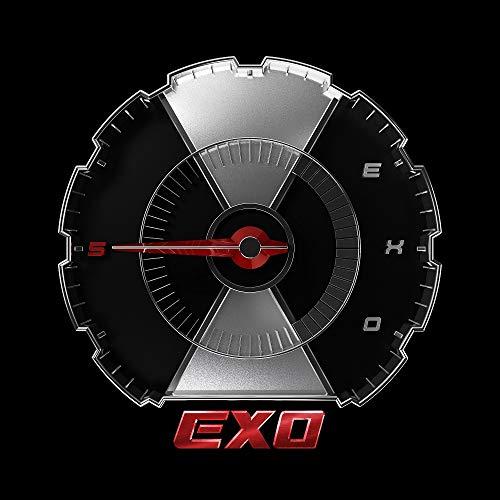SM Entertainment Exo – Don't Mess Up My Tempo [Vivace Ver.] CD + Booklet + Fotokarte + 2gefaltetes Poster + extra Fotokarten-Set