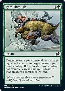 Magic: The Gathering - Ram Through - Ikoria: Lair of Behemoths