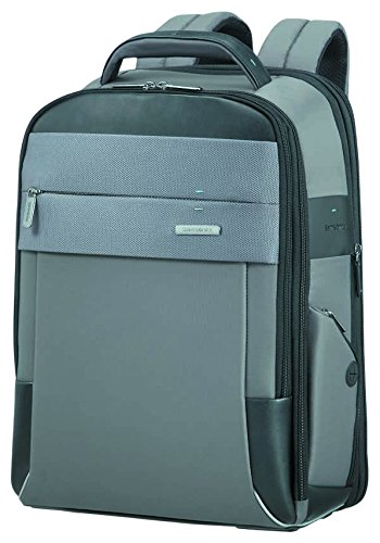 Samsonite LAPTOP BACKPACK 15.6  EXP  GREY BLACK   SPECTROLITE 2.0   Mochila tipo casual