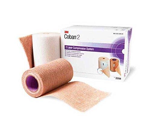 3M Bandage Compression Coban 2 Layer System Medical 2094