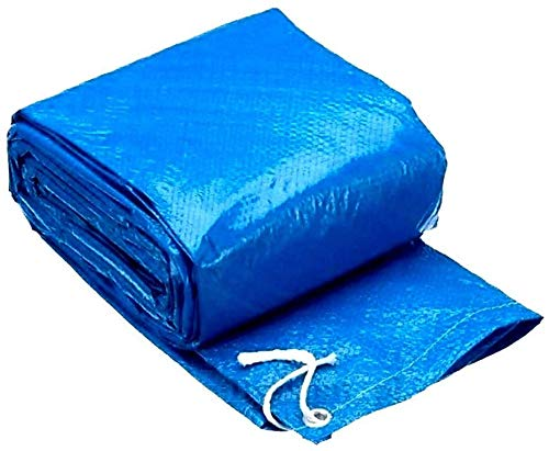 Surfilter Runde Abdeckung für Pool PE Wasserdicht mit festem Seil Poolschutz 183 cm / 244 cm / 305 m / 366 cm / 457 cm