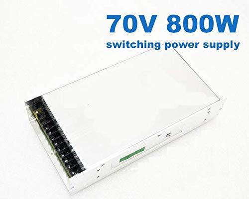 Piezas de máquina de grabado GOWE 70V 800W Fuente de alimentación conmutada