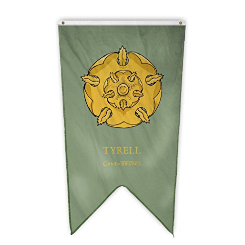Flag Game of Thrones House Tyrell and Banners Garden Tapestry Poster Gifts Flying