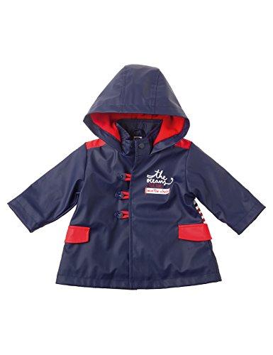 Tuc Tuc 38536 Abrigo, Azul, 104 (Tamaño del Fabricante:4A) para Niños