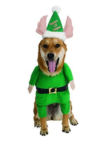 Rubie's Santa's Little Helper Elf Pet Costume, Medium - http://coolthings.us