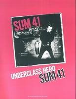 バンドスコア SUM41/アンダークラスヒーロー