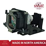 SpArc Lighting for Sony LMP-H130 Projector Lamp with Enclosure fits HS50 HS51 HS60 VPL-HS50 VPL-HS51 VPL-HS60