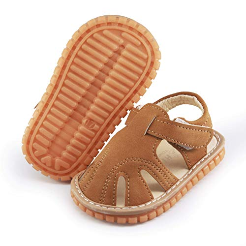 Squeaky Sandals