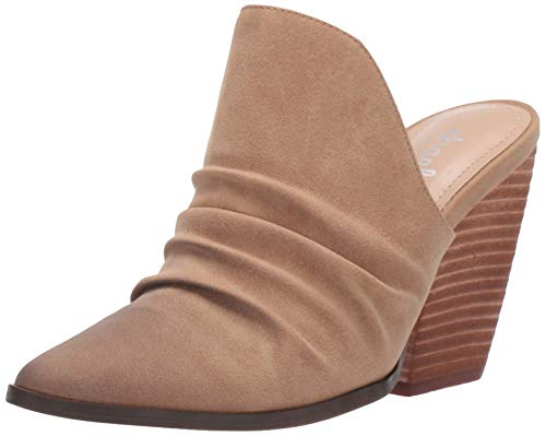 CHARLES BY CHARLES DAVID Women's Nellie Mule, Biscotti, 6.5 M US