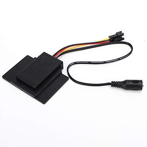 Changor Conveniente Interruptor de inducción LED, 10MA DC5-24V Función de Memoria WiFi Plástico Ligero para el Espejo de baño DC5-24V