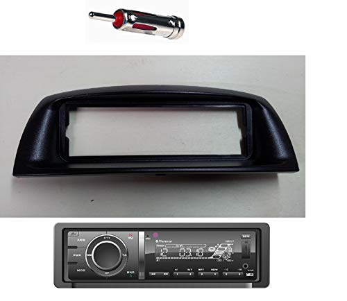 KIT MASCHERINA CON AUTORADIO PHONOCAR VM017 USB-SD- CD -BLUETOOTH-FIAT PUNTO DAL 1999 AL 2005