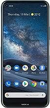 Nokia 8.3 5G | Android 10 | Unlocked Smartphone | Dual SIM | US Version | 8/128GB | 6.81-Inch Screen | 64MP Quad Camera | Polar Night