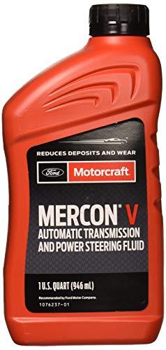 Motorcraft XT5QMC-12PK Mercon 5 Automatic Transmission Fluid (12/1Qt)