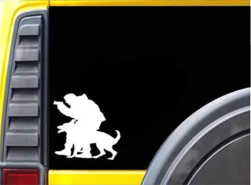 Autofensteraufkleber Lkw Außenaufkleber Polizei Suche Rettungshund Tier Auto Styling Auto Aufkleber