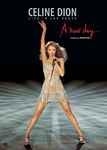 Live In Las Vegas-A New Day... [2 DVDs]