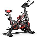 YUESFZ Bicicletas estáticas Spinning Bicicleta De Salón Silenciosa Equipo para...