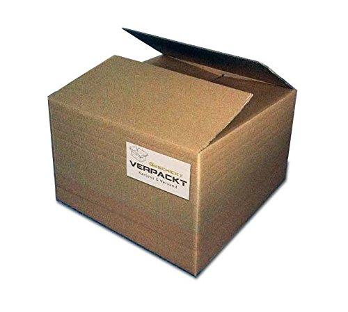 Geschickt Verpackt 2 STK. Reifenkarton für 4 Reifen bis 19