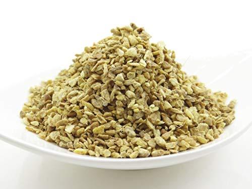 pikantum Ingwer geschnitten | 1kg | getrocknete Ingwerwurzel | als Gewürz oder Tee