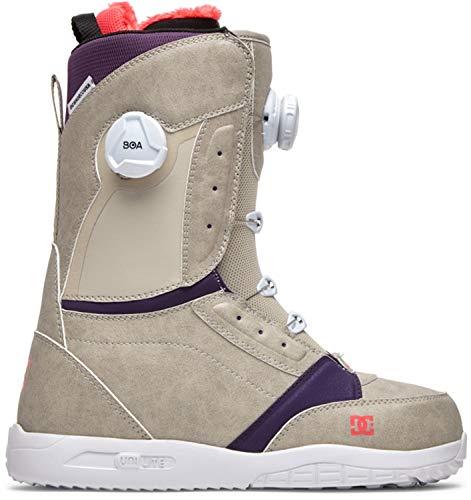 DC Lotus Boa Snowboard Boots Natural 10 B (M)