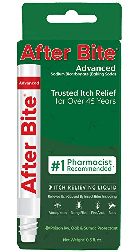After Bite, Pharmacist Preferred Insect Bite Treatment, 0.5-Ounce (4 Pack), Multi (0006-1030)