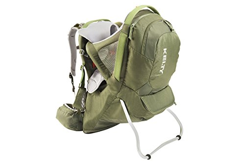 Kelty Journey PerfectFIT Signature Series Child Carrier, Moss Green