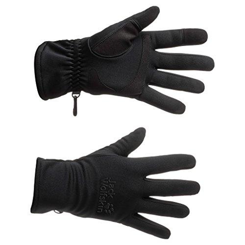 Jack Wolfskin Damen Handschuhe Dynamic Touch Glove, Black, L