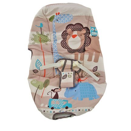 Find Bargain Fisher-Price Comfy Time Bouncer - Replacement Pad