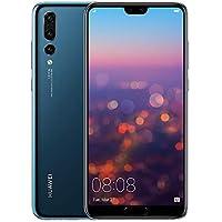 "Huawei P20 Pro – Smartphone de 6,1"" (Kirin 970 AI, 6G de RAM, 128 GB de memoria interna, Triple Cámara Leica) Android, 8.1, Single Sim, Color Azul [Versión española]"