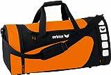 Erima Sac de Sport Club 5 T.M M Orange - Orange/Noir
