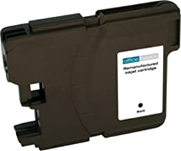 Q-Connect Brother Remanufactured Inkjet Cartridge LC1100BK - Black