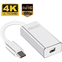 Lesvieo USB C to Mini DisplayPort (White)
