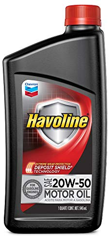 aceite supertech 20w50 fabricante HAVOLINE