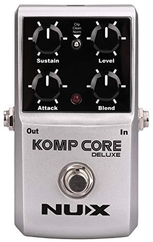 Nux | Komp Core Deluxe Compresor Pedal | Guitar FX