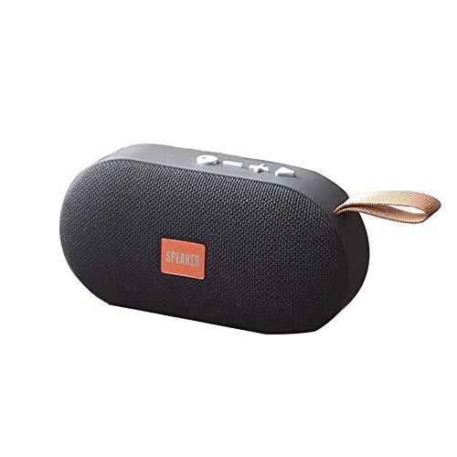 GZH Top Vent Tragbarer Stoff Bluetooth-Lautsprecher Drahtloser Mini-Outdoor-Kletter-Handy-Karte Tragbarer Kleiner Lautsprecher,A