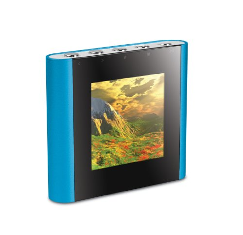 Sylvania 4 GB Video MP3 Player (Blue)