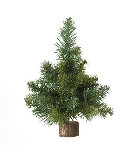 Féérie Lights & Christmas Sapin de Noël déco de Table Blooming - 18 x 26 cm - Vert