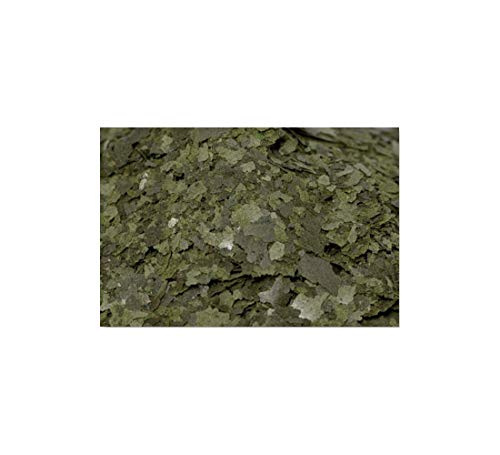 ZooMenu Vegetable Spirulina Flockenfutter 12285 Vegetable spirulina Flake Food 6000 ml = 900 g